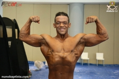 2017 World Championship - weighings and backstage